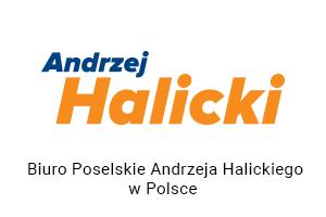 Biuro Poselskie Andrzeja Halickiego w Polsce
