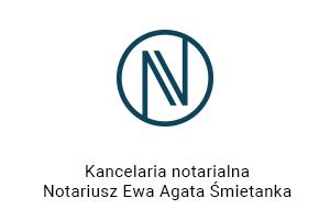 Kancelaria notarialna Notariusz Ewa Agata Śmietanka