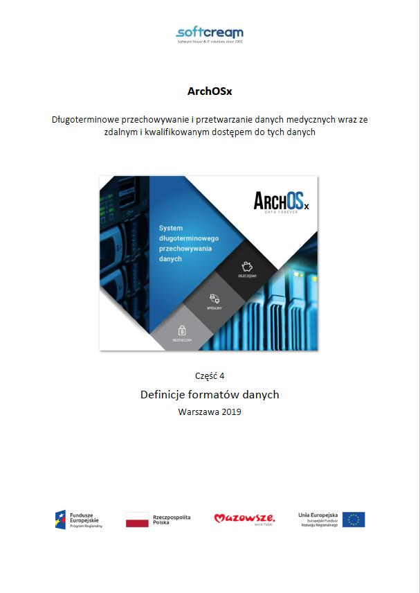Dokumentacja systemu ArchOSx